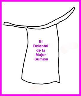 El Delantal de la Mujer Sumisa : El abrazo de los Delantales