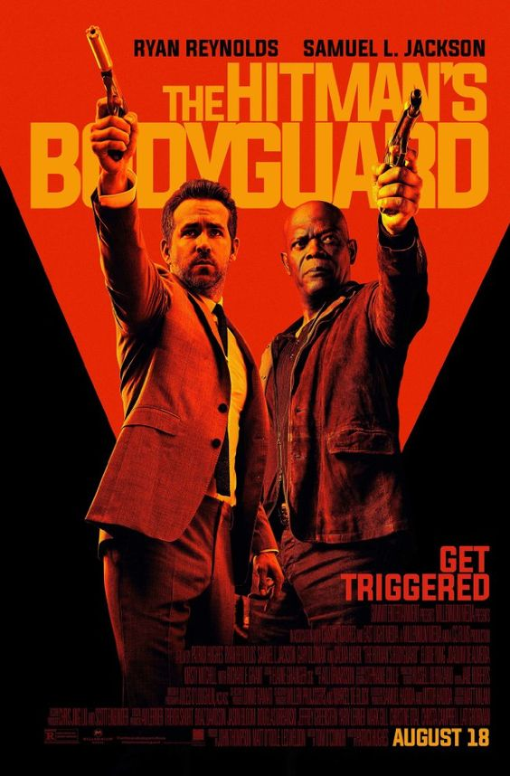 The Hitmans Bodyguard (2017) WEB-DL