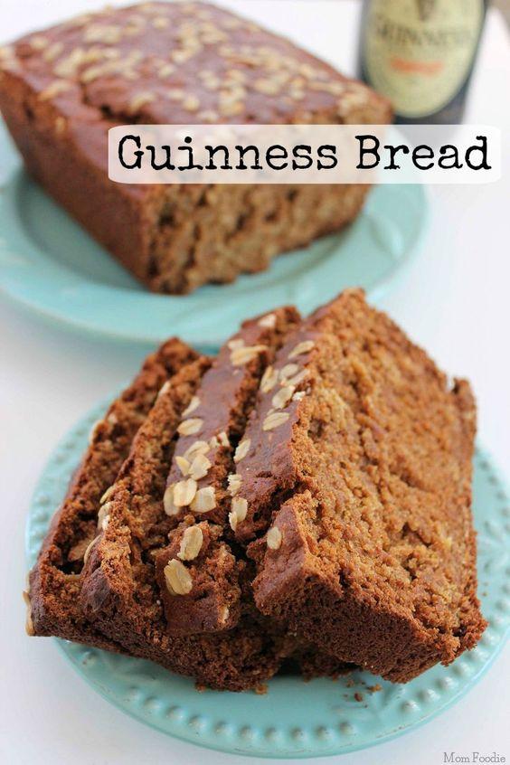 Guinness Bread | Recipe | Guinness, Easy Bread Recipe and Easy Bread