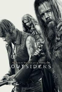 Изгои / Outsiders (1 сезон 1-13 серия из 13) | HamsterStudio