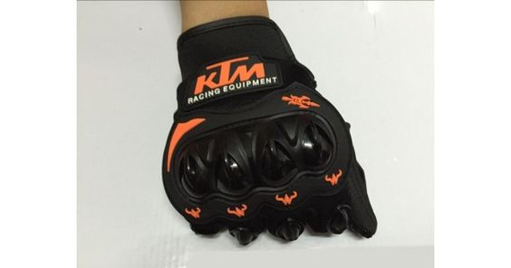 Guantes KTM motociclismo retro Moto racing gloves Motocross full finger gloves Cycling glove M/L/XL/XXL