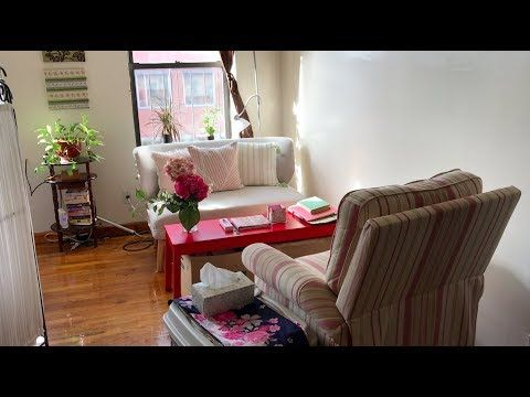 111 Tiny 250 Square Foot Apt In Nyc Youtube Tiny Spaces Small Space Living Tiny Apartments