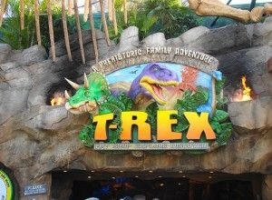 Disney tips restaurant and the o 39 jays on pinterest for Disney dining reservations t rex