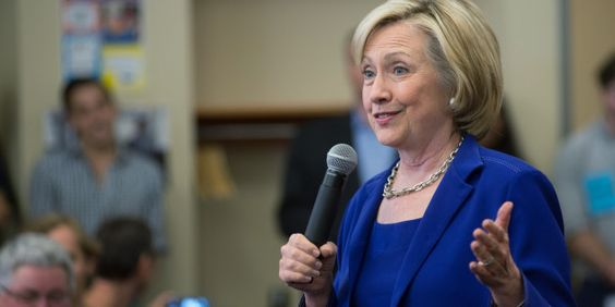 Clinton Picks Up The First Major Labor Endorsement Of 2016