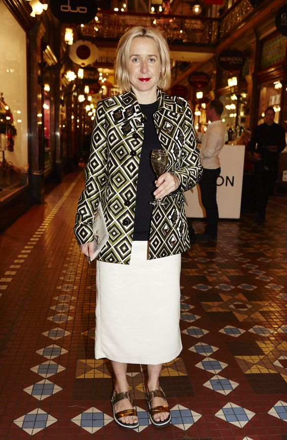 Meg Gray at Evening With Our Designers 2013 at Strand Arcade, featuring the launch of the 1891 publication, the We Are The Makers series, and our SS13 campaign. #fashion #event #EWOD #strandarcade #meggray