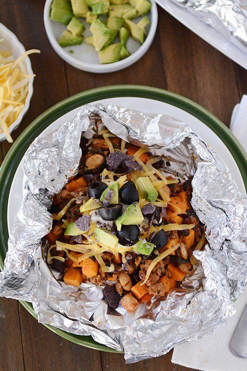 15 Lazy Summer Foil Pack Meals