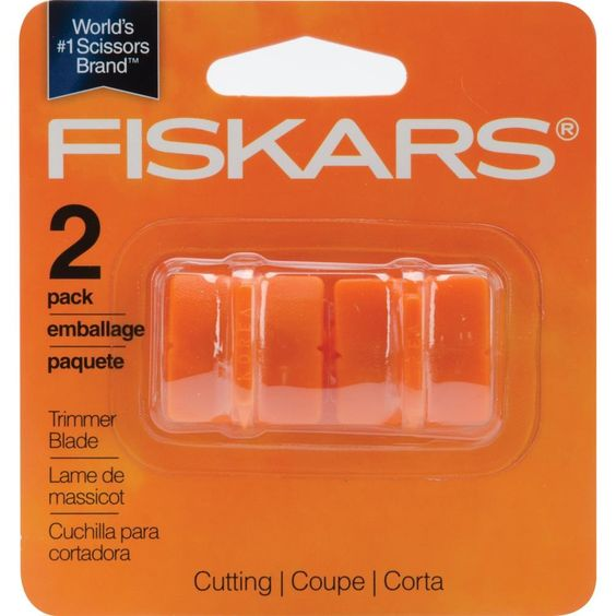 Works with Fiskar's original versions of their classic gray personal trimmer 9590, 9592 and 9598.