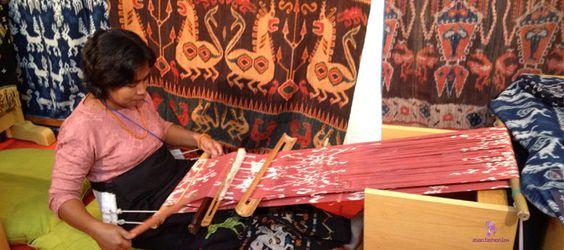 Ethnic Fabric: IKAT