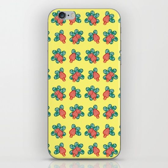 IPHONE & IPOD TOUCH SKINS by sis4design