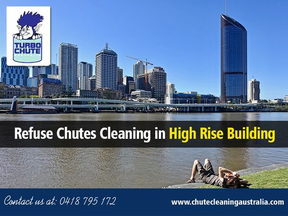 Refuse Chute In Buildings – Chute Cleaning Australia