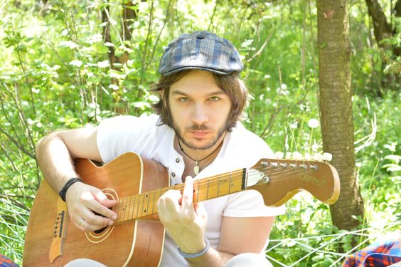 I found this old guitar in a village somewhere outside Sofia, BG