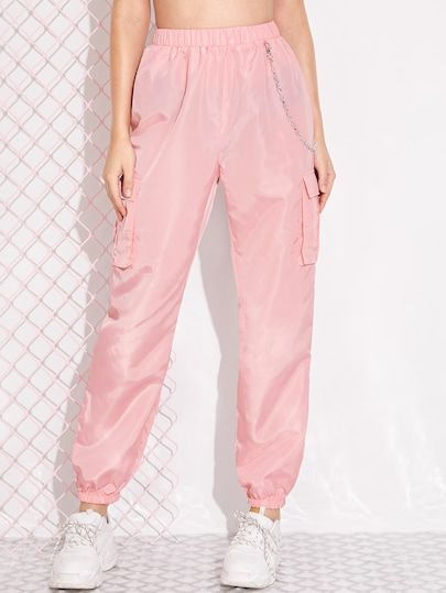 Pantalones De Mujer Shein Ropa De Moda Moda De Ropa Ropa Para Ninas Fashion