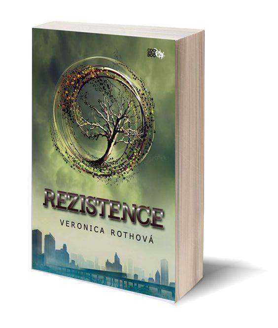 She is a bookaholic: #divergentniduben | #2 Rezistence