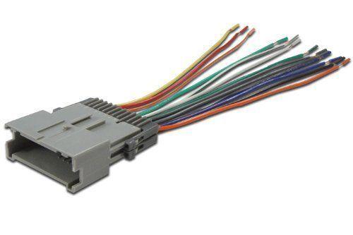 Absolute Usa H416 2003 Radio Wiring Harness For Chevrolet Pontiac Toyota Trailer Light Wiring Ebay Store Design Pontiac