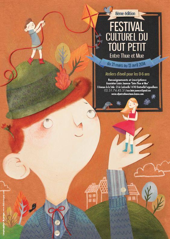 PUDDING: Festival du tout petit, entre Thue et Mue !