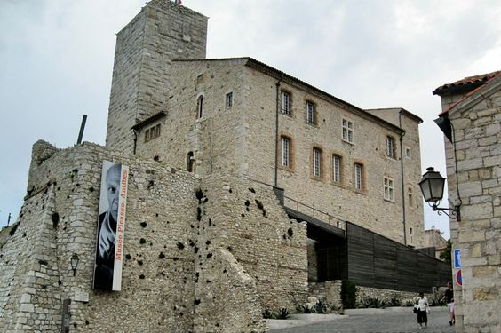 Musée Picasso - Antibes - French Riviera