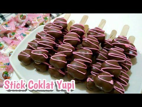 Stick Coklat Yupi Kesukaan Anak Anak Youtube Coklat Permen Resep