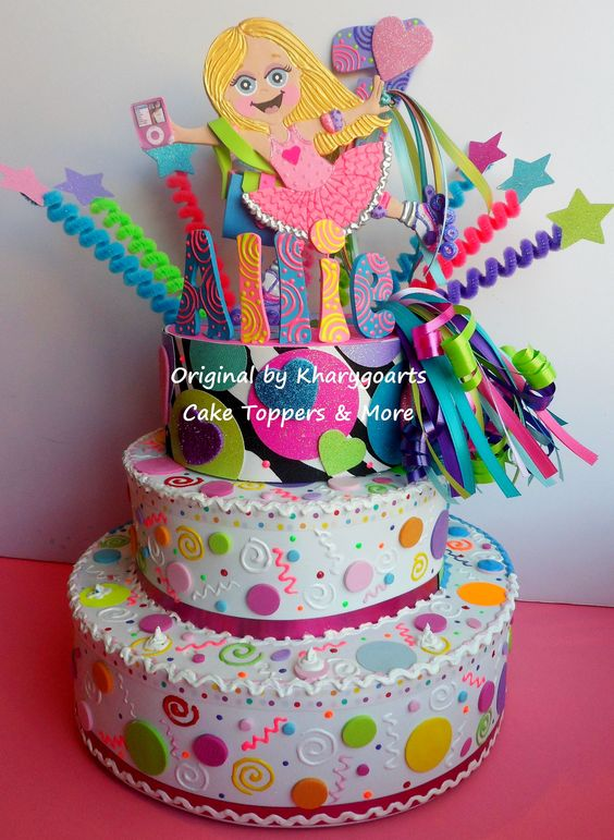 Roller skate theme cake topper or party centerpiece original piece by kharygoarts roller skate - Soiree a theme original ...