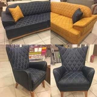 Service Sofa Di Bandung S Items For Sale On Carousell Luxury Furniture Sofa Modern Sofa Living Room Sofa Design