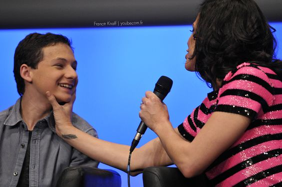 Jared S. Gilmore / Lana Parrilla - Fairy Tales 2 Convention (Once Upon A Time) #OUAT #FT2