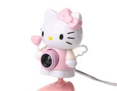 Hello Kitty Webcam