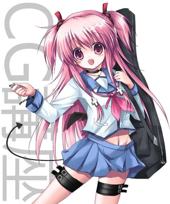 Angel Beats! Yui