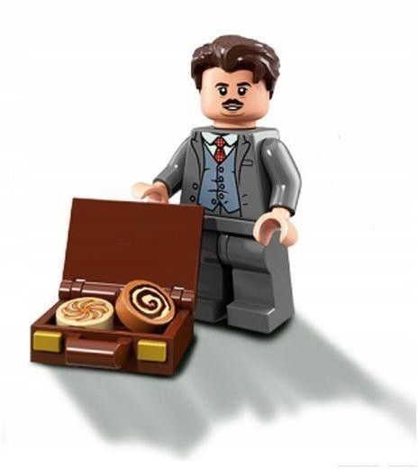 LEGO 71022 Harry Potter Minifigur Figur Hogwarts Professor Filius Flitwick