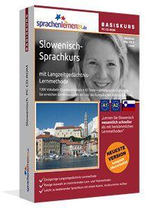 Slowenisch lernen Lernen Sie Slowenisch wesentlich schneller als mit herkömmlichen Lernmethoden – und das bei nur ca. 17 Minuten Lernzeit am Tag