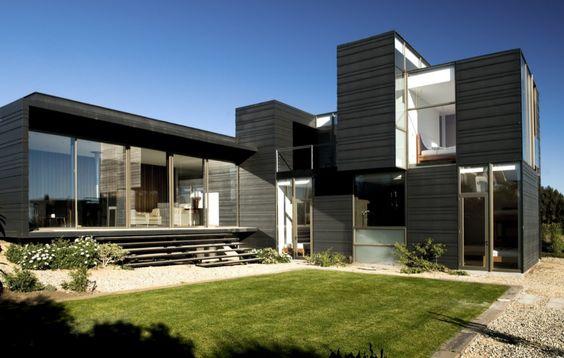 House A | San Antonio, Chile | Moure Rivera Arquitectos