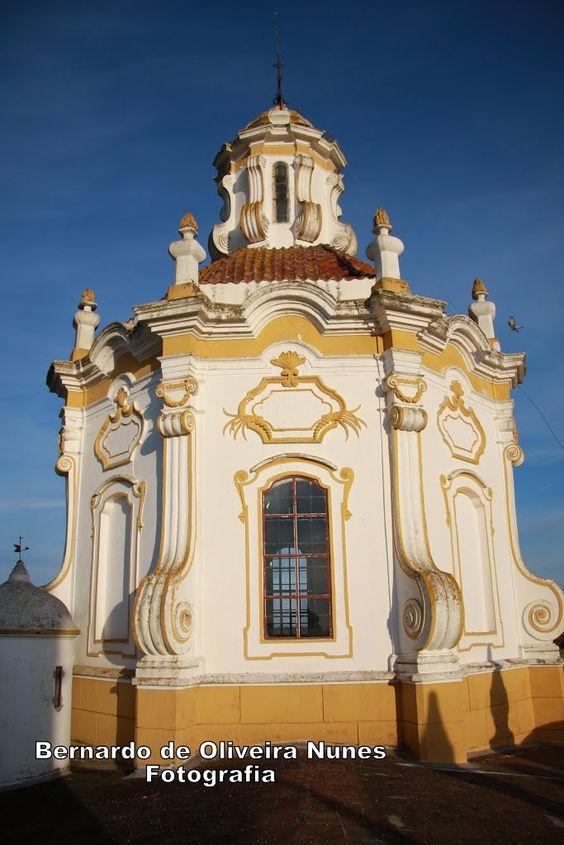 Santuário de Nossa Senhora de Aires: Zimbório octogonal