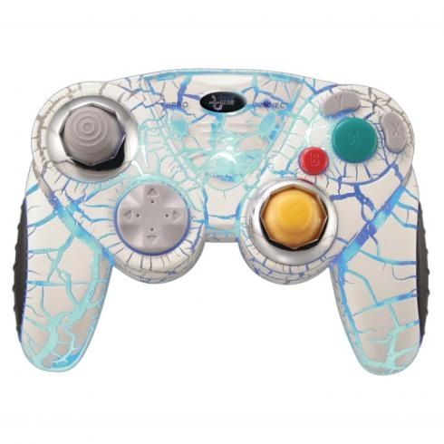 Detailed gamecube controller
