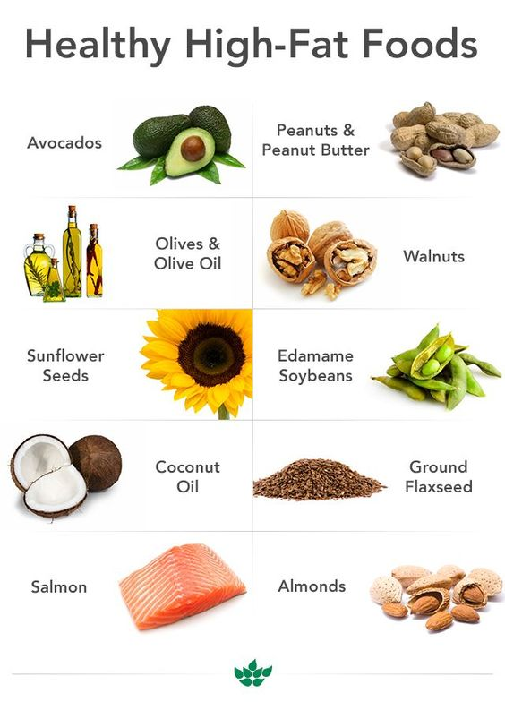 Our Favorite Fatty Foods that are Good For You   Don't fear fat! Fat is absolutely necessary to a healthy diet. Read on for 10 high-fat foods and why they're absolutely healthy.