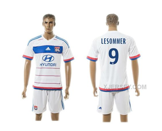 http://www.xjersey.com/201516-lyon-9-lesommer-home-jersey.html Only$35.00 2015-16 LYON 9 LESOMMER HOME JERSEY Free Shipping!