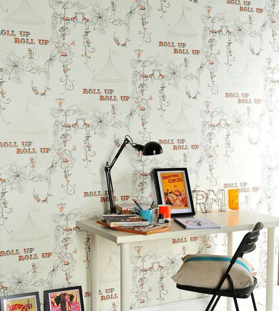 Wallpaper for kids | Casa Atelier blog