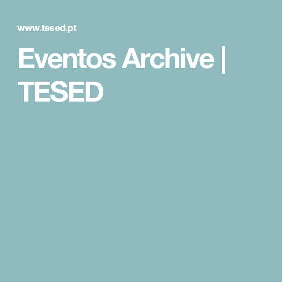 Eventos Archive | TESED