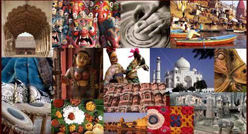 Essay on heritage of india