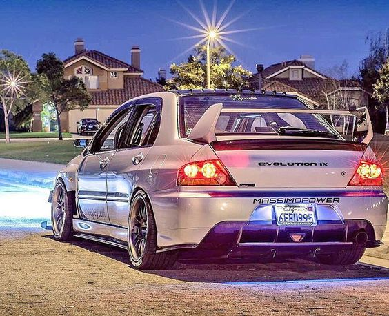 """""""Beautiful Evo!   Double tap! ❤️follow @rickey_g __________________________________ Click link in bio for website  www.importobsessions.com…"""""""