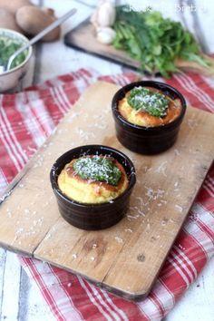 Soufflé pommes de terre ail confit4