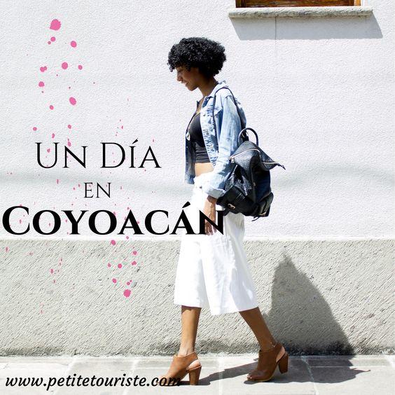 Un día en Coyoacán, México
