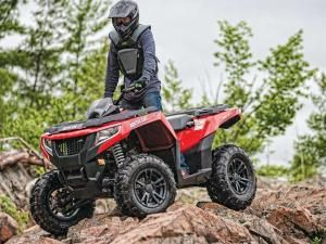 All Terrain Vehicles (ATVs)  New Model Preview - 15 for 2015 A Truckload of New Models for Arctic Cat