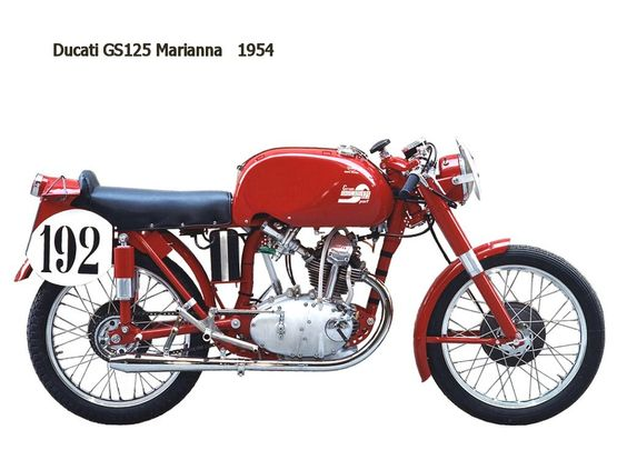 """Ducati earned its place in motorcycle history by producing the then fastest 250cc road bike available, the Mach 1. In the 70s Ducati began producing large-displacement L-twin motorcycles and in 1973 released an L-twin with the trademarked desmodromic valve design. In 1985, Cagiva bought Ducati and planned to rebadge Ducati motorcycles with the lesser-known Cagiva name (at least outside of Italy). By the time the purchase was completed, Cagiva kept the """"Ducati"""" name on its motorcycles."""