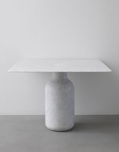 Bottle Table by BarberOsgerby for Cappellini