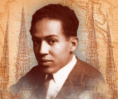 an overview of the african ameican poetry of langston hughes Coates offers the first three lines of wright's poem as an epigraph:  and me first  appeared in the july-august 1935 issue of the partisan review,  anthologized  poems about lynching written by an african-american poet:.