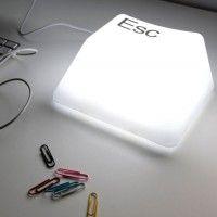 Lámpara ambiental Tecla ESC