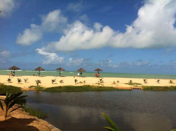 Praia de Guaxuma - Maceió / AL