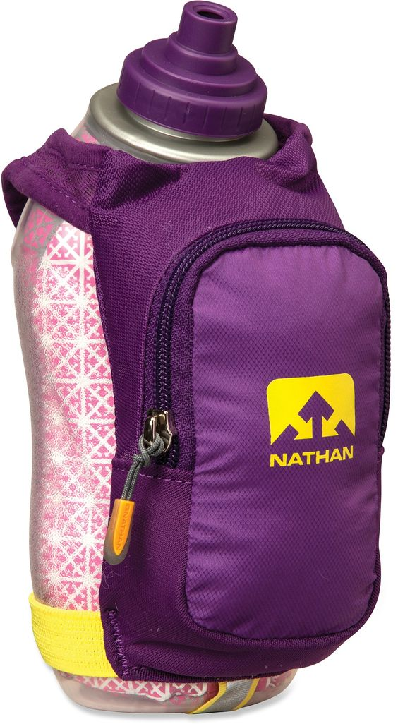 Nathan Speeddraw Plus Insulated Handheld Water Bottle - 18 Fl. Oz.