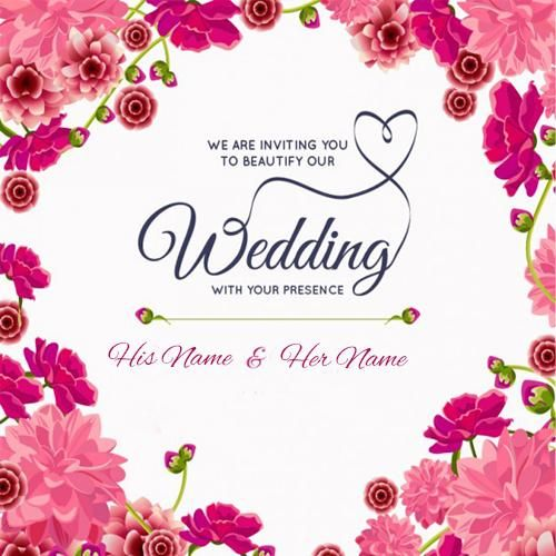 Happy Wedding Anniversary Wish Images Free Download In 2020 Blank Wedding Invitation Templates Floral Wedding Invitations Wedding Invitation Background