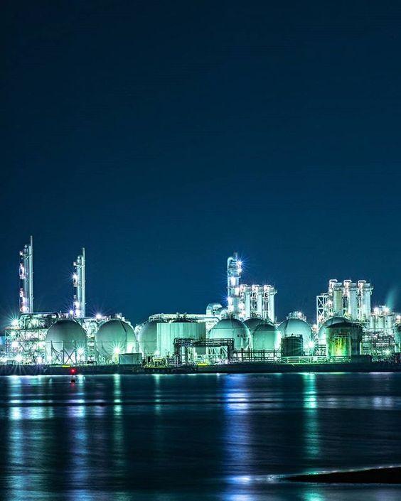 姫路工場夜景 夜景 夜景ら部 夜景 光 カメラ部 関西 Pentax Pentaxで伝えたい私の世界 Nightview 姫路 工場 夜景 夜景 工場 風景