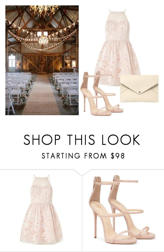 """Best Dressed Guest: Barn Weddings"" by misskali ❤ liked on Polyvore featuring Lipsy, Louis Vuitton, bestdressedguest and barnwedding"