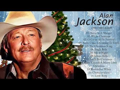 Youtube With Images Best Christmas Songs Alan Jackson Best